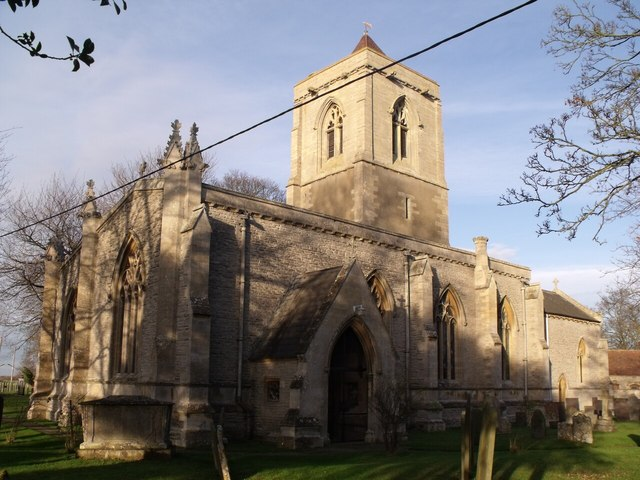 St Mary's church, Staunton-in-the-Vale