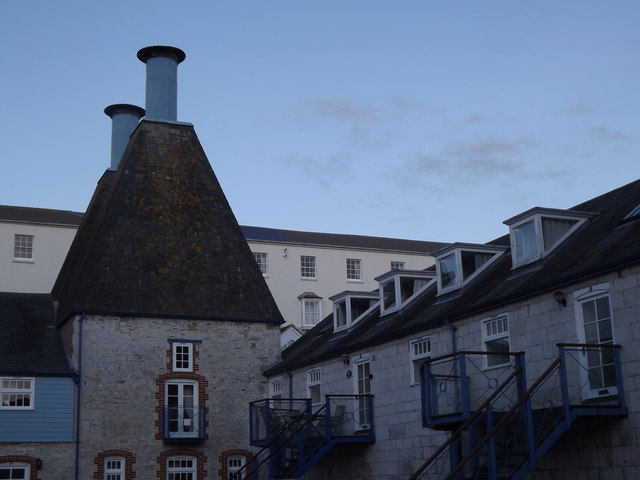 Old Oast Houses, Weymouth