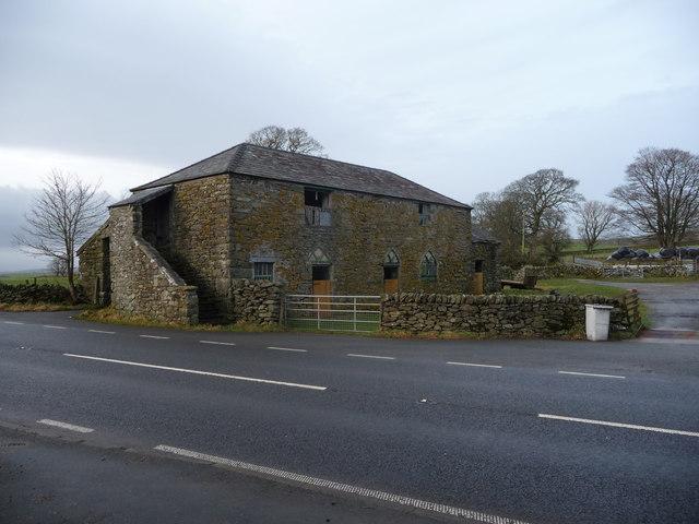 Farm building at Cernioge Mawr near Cerrigydrudion