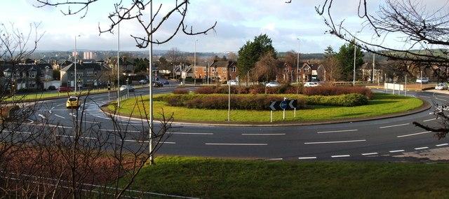 Barloan Toll Roundabout