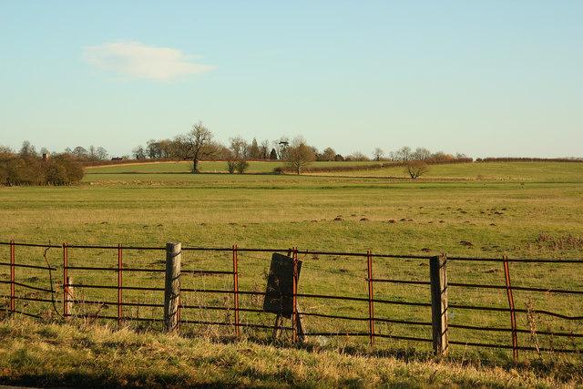Northorpe farmland