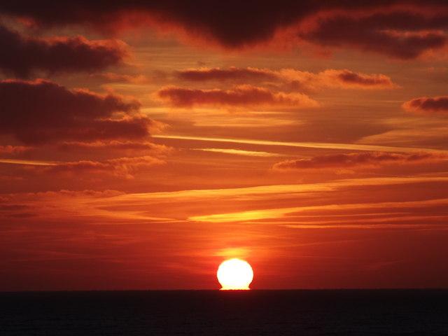 Rising Sun, Weymouth Bay