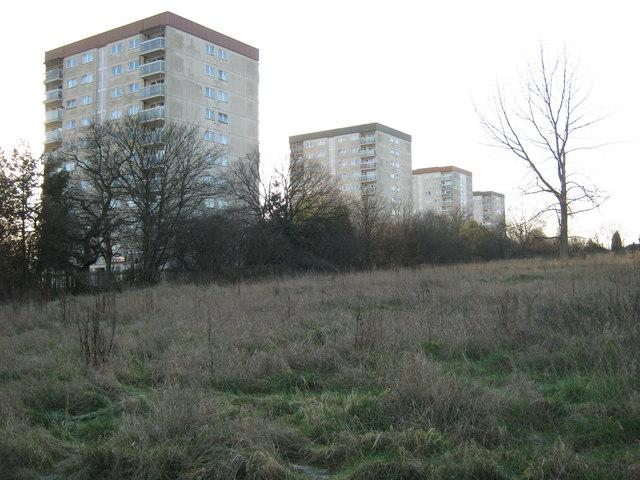 Jarvis Road flats