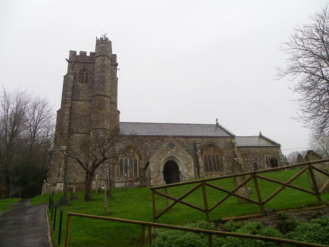 St Mary's Church, Litton Cheney