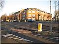 SP0992 : Modern Housing / Flats by Michael Westley
