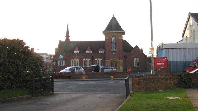 Stockland Green Methodist Church