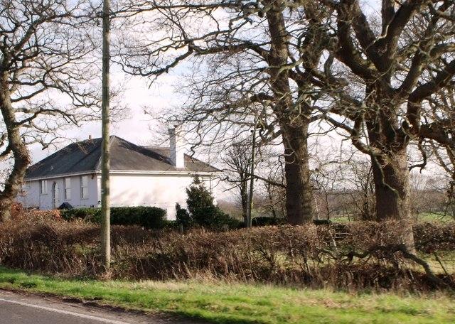 'Gainsborough' on Wheatsheaf Road near Henfield
