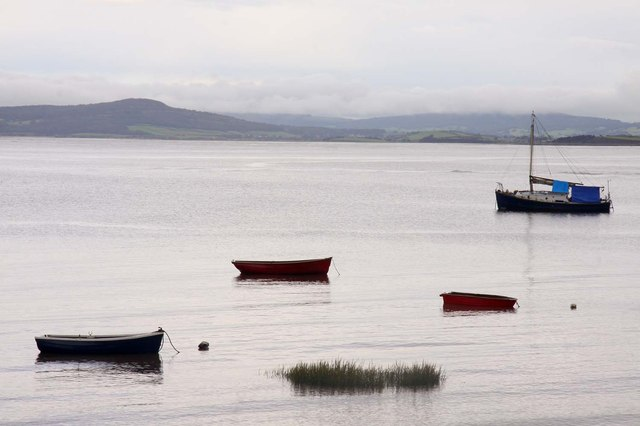 Boats in the bay