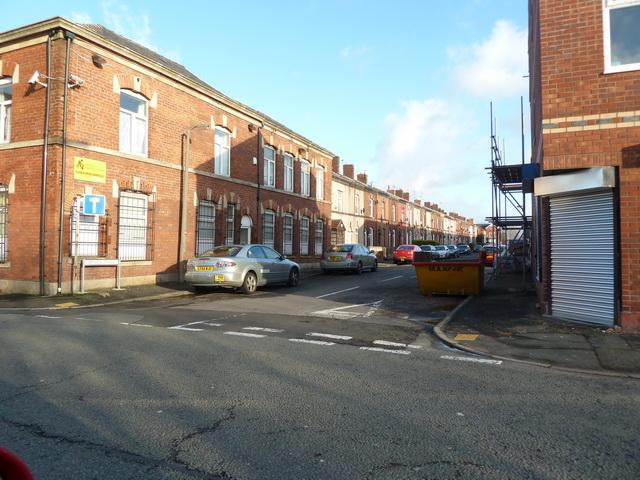 Vernon Street, Bury