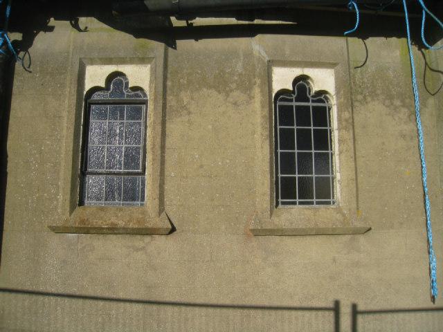 St John's - southern facade