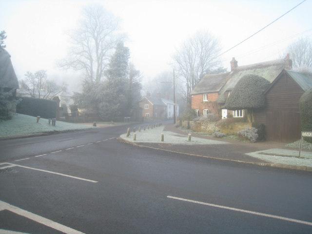Oakley Lane / Rectory Road