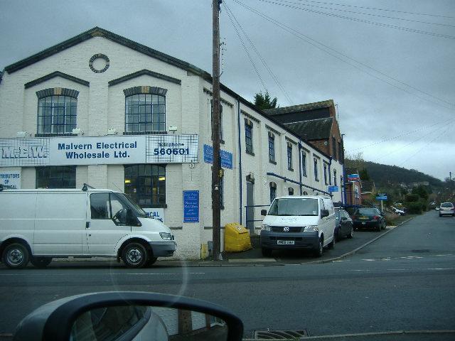 Malvern Electrical Wholesale Ltd