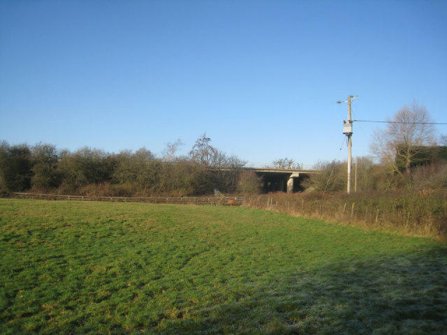 Field by the M3 (Potbridge)
