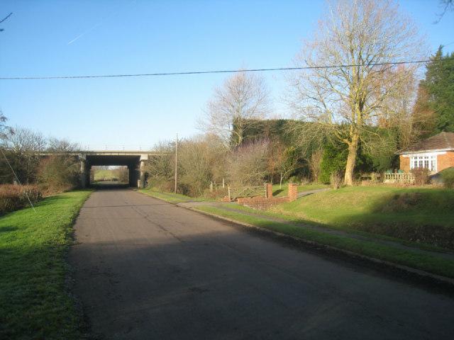Totters Lane / M3