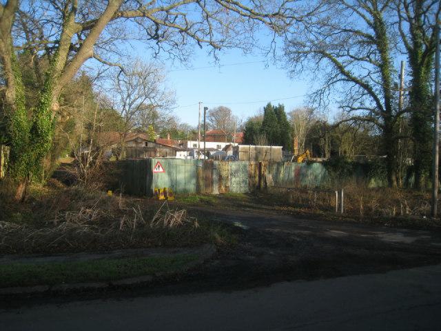 Ugly fence - Potbridge
