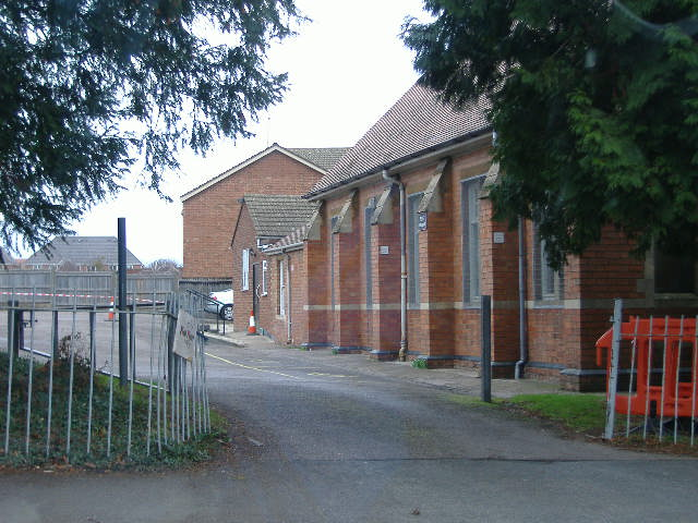 Somers Park Avenue Methodist Church Hall