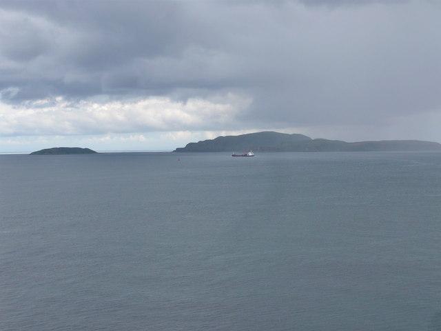 Sanda and Sheep Island