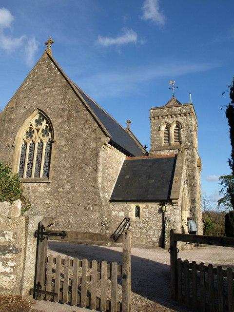 Church of St John the Baptist, Leusdon