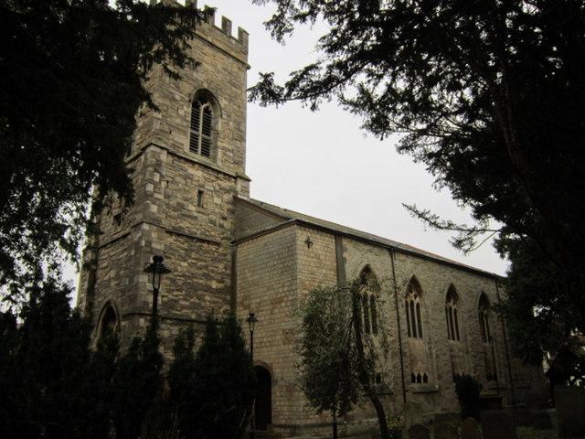 St Mary & St Giles Church, Stony Stratford