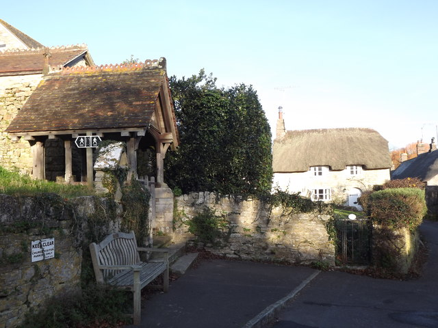 Church Lane, Osmington