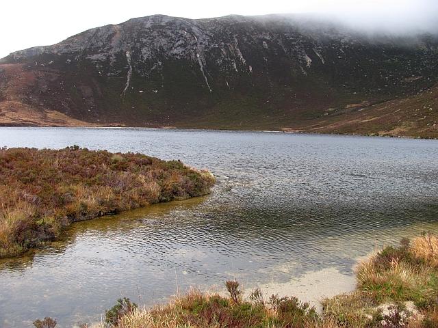 Fionn Lochain outflow