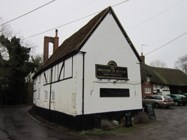 The Shoulder of Mutton, Little Horwood
