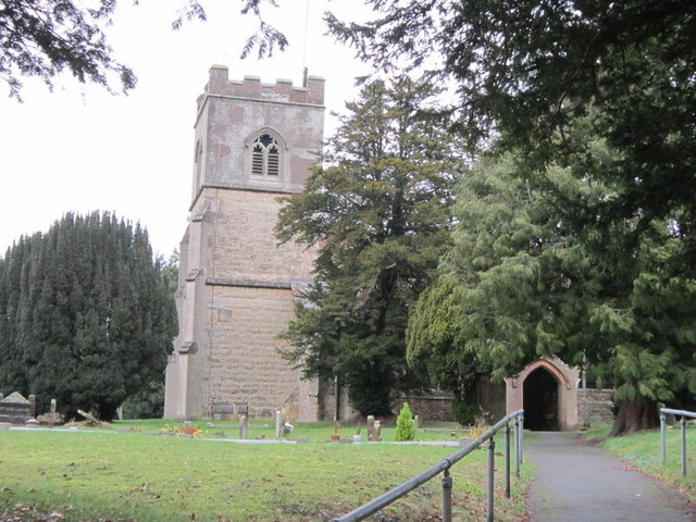 St Nicholas Church, Little Horwood