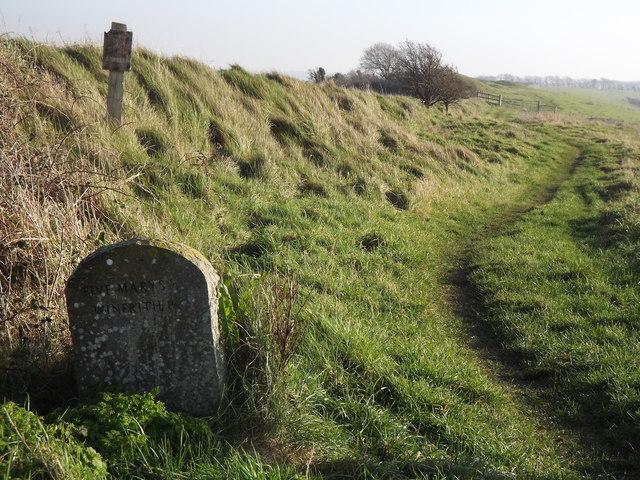 Path to Five Marys