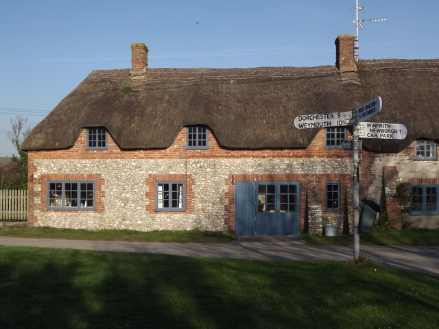 Cottage in Chaldon Herring