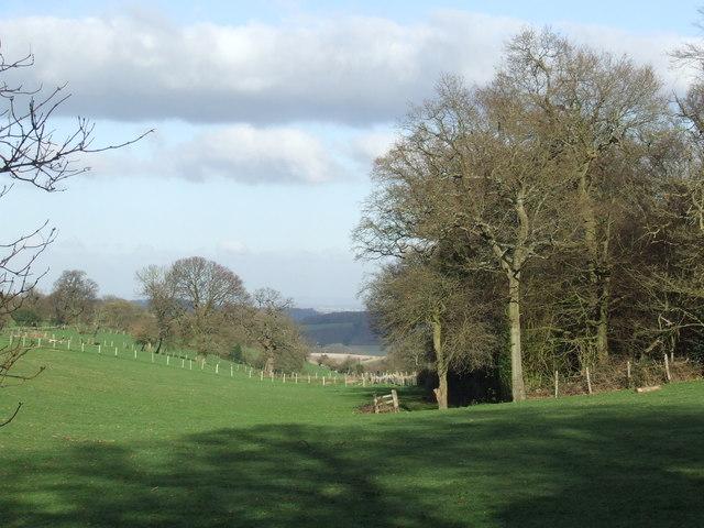 Kent countryside near Shoreham