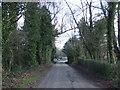 TQ5361 : Fackenden Lane, near Shoreham by Malc McDonald