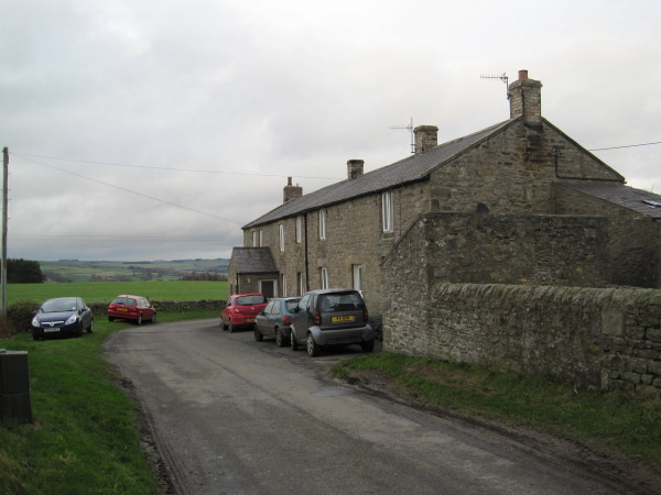 Former Farm Cottages at Elrington