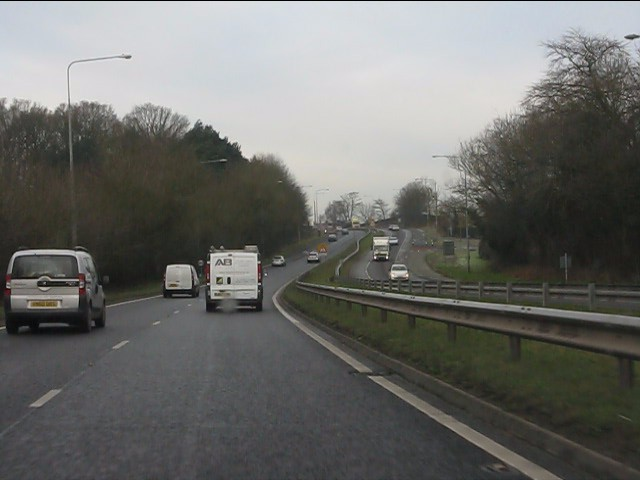 Sweeping curves on the A491
