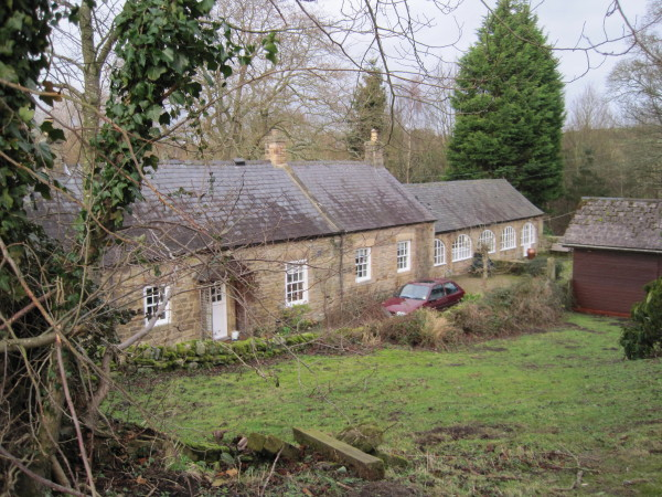 Woodhall Mill Cottage