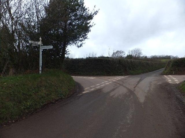 East Butterleigh Cross
