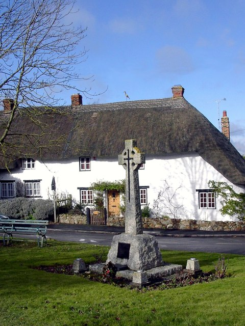 Memorial and Thatched House, Ashbury