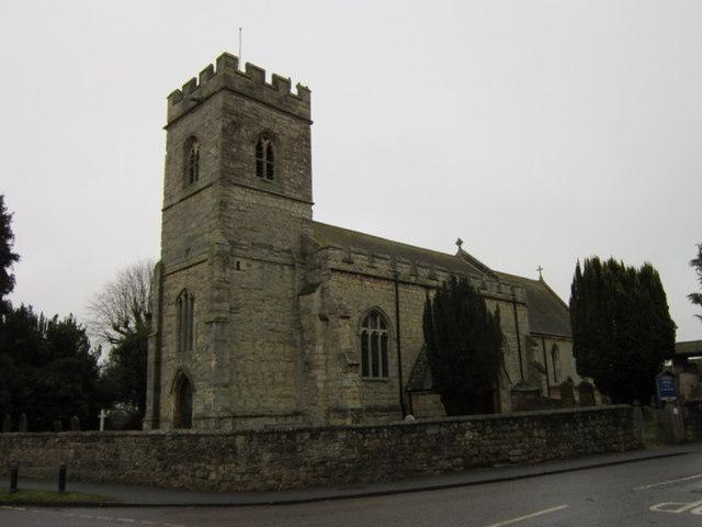 St Swithun's, Swanbourne