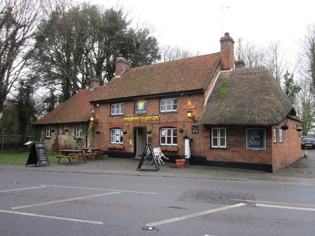 The White Swan, Whitchurch