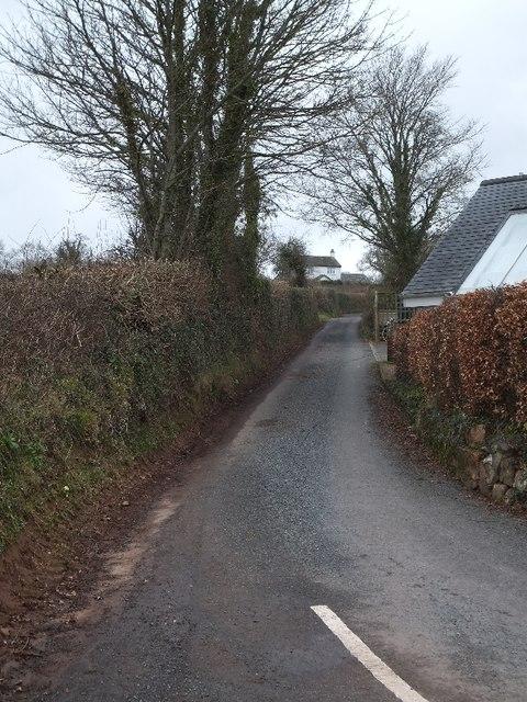 Road to Sunnyside Farm