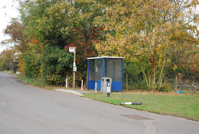 Bus Stop, Stoke