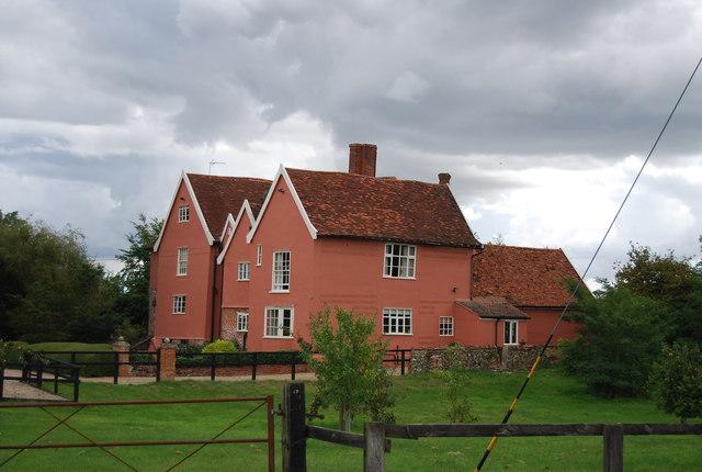 Claydon Hall