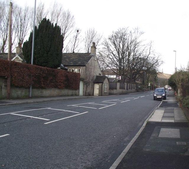 Brandlesholme Road