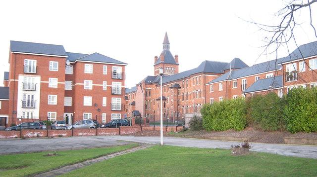 Highcroft - new housing