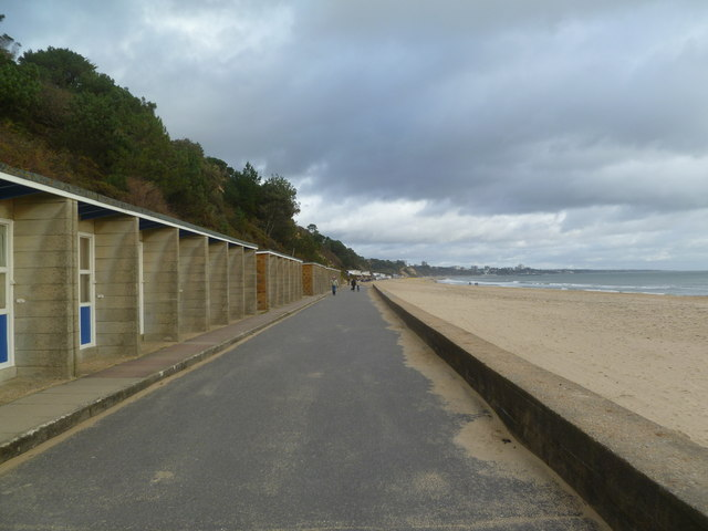 Canford Cliffs Promenade