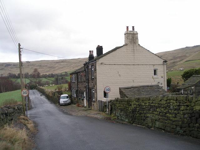 Jack Lee Gate Cottages, Lumbutts