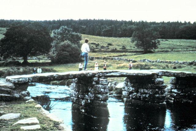 Postbridge - 1982
