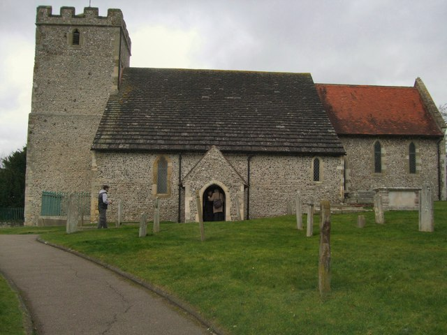 St Nicholas Church, Portslade