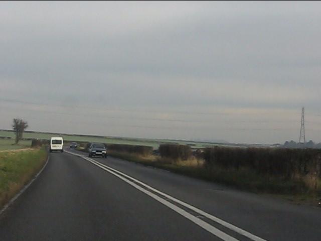 A454 west of Trescott