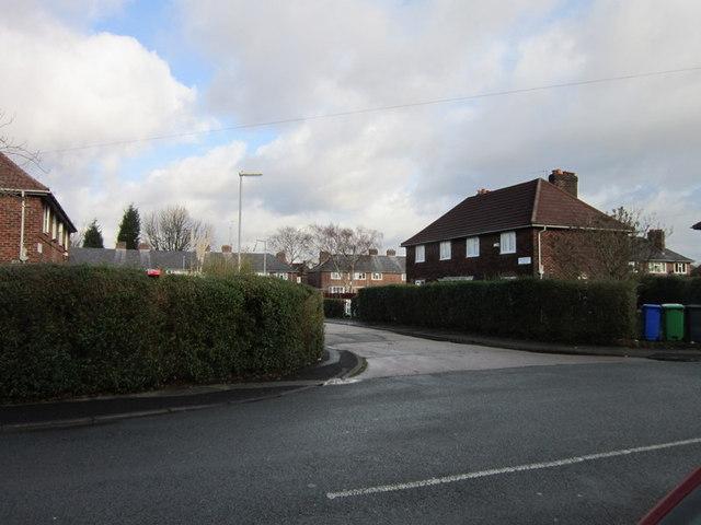 Woodbridge Grove off Moorcroft Road