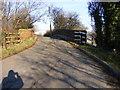 SJ9208 : Four Ashes Canal Bridge by Gordon Griffiths